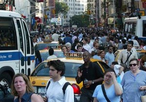Broadway, Union Square, New York